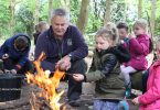 cheshire wildlife trust forest school